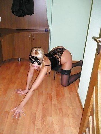 Blondine sucht geilen Seitensprung