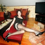 einsame Hausfrau will private Sextreffen!