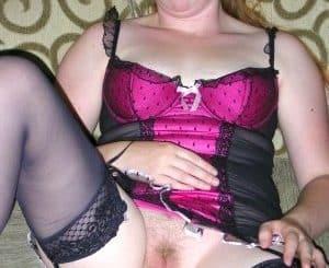 sexgeile Hausfrau tabulos ficken